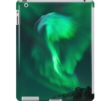 Aurora over Norway iPad Case/Skin