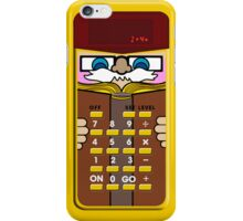 Little Professor iPhone Case/Skin