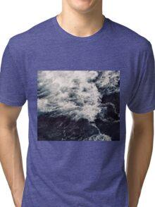 Rush of Waves Tri-blend T-Shirt