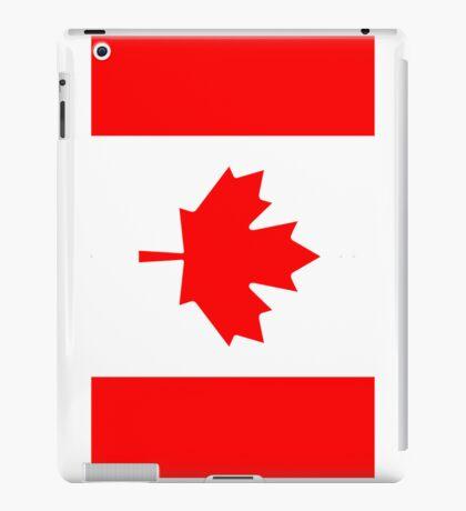 Canadian Flag iPad Case/Skin