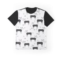 Deer Sweaters BW - by Andrea Lauren  Graphic T-Shirt