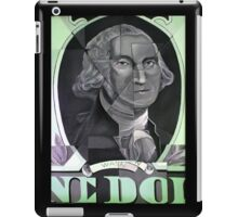 Poor George iPad Case/Skin