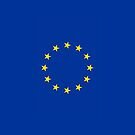 European Union flag by SOIL
