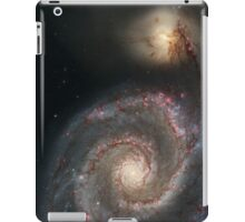 When Galaxies Collide iPad Case/Skin
