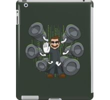 Bullet Time Bill iPad Case/Skin
