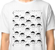 Santa BW - by Andrea Lauren  Classic T-Shirt