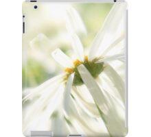 Daisy a day (iPad) iPad Case/Skin