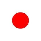 Japanese flag by SOIL