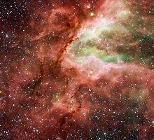 Omega Nebula by SOIL