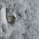 Snowy Cabin by SOIL