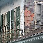 New Orleans Windows and Doors IX by Igor Shrayer