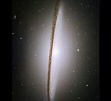 Sombrero Galaxy by SOIL