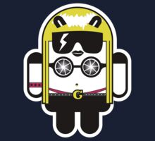 Lady Gaga goes Google Android Style!  Kids Clothes