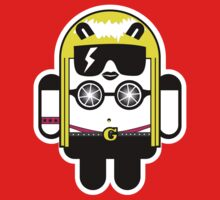 Lady Gaga goes Google Android Style!  Kids Tee