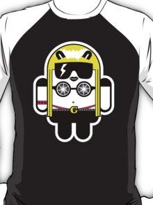 Lady Gaga goes Google Android Style!  T-Shirt