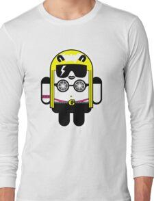 Lady Gaga goes Google Android Style!  Long Sleeve T-Shirt