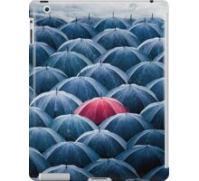 Stand Out in a Crowd iPad Case/Skin