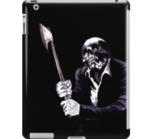 Bastard's Got A Hatchet iPad Case/Skin