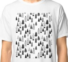 Forest BW - by Andrea Lauren  Classic T-Shirt