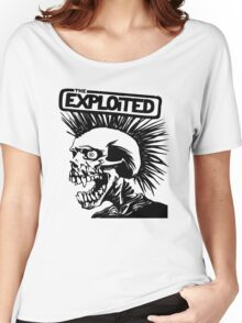 THE Exploited punk Rock Women's Relaxed Fit T-Shirt