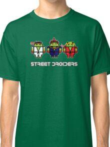 Street Droiders (Ryu, Akuma, Ken) Classic T-Shirt