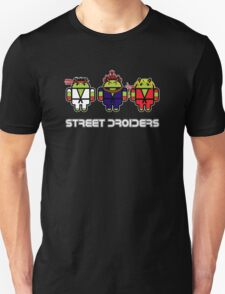 Street Droiders (Ryu, Akuma, Ken) T-Shirt