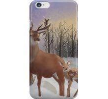 Winter Sunrise iPhone Case/Skin