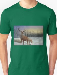 Winter Sunrise Unisex T-Shirt