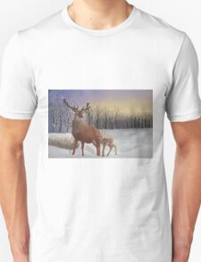 Winter Sunrise Unisex T-Shirt