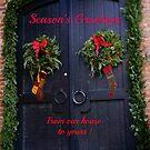 Season's Greetings ! by Nancy Richard