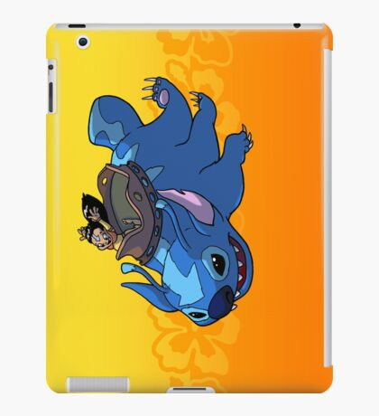 Flying Friends #2: Lilo the Last Airbender iPad Case/Skin