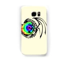 Dungeons and Dragons - Black and Rainbow (Prismatic)! Samsung Galaxy Case/Skin