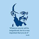 Gandhi by macaulay830