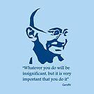 Gandhi by macaulay830