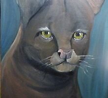 Jaguarundi From South America by towncrier