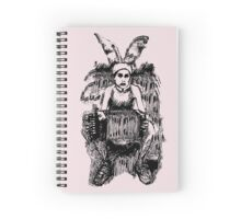 Bunny Boy Gummo Colour Spiral Notebook