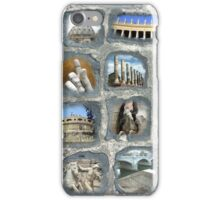 walking on History I I - iPhone case iPhone Case/Skin