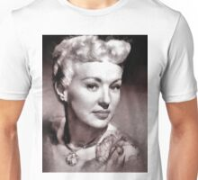 Betty Grable Hollywood Icon by John Springfield Unisex T-Shirt