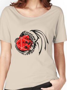 Dungeons and Dragons - Black and Red! Women's Relaxed Fit T-Shirt