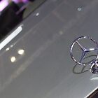 Mercedes-Benz Star [ Print & iPad / iPod / iPhone Case ] by Mauricio Santana