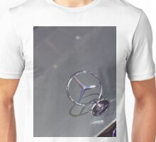 Mercedes-Benz Star [ Print & iPad / iPod / iPhone Case ] Unisex T-Shirt
