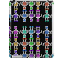 Cute Little Robots iPad Case iPad Case/Skin