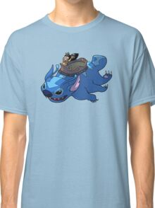 Flying Friends #2: Lilo the Last Airbender Classic T-Shirt