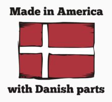 Made In America With Danish Parts One Piece - Long Sleeve