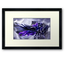 Warrior Luna Framed Print