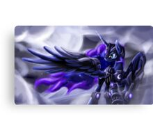 Warrior Luna Canvas Print