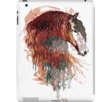 The paintbrush whisperer iPad Case/Skin