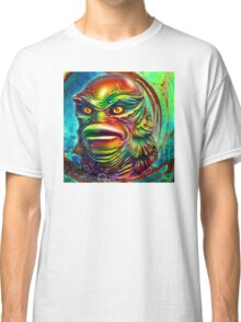 Creature from the black lagoon. Classic T-Shirt