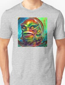 Creature from the black lagoon. T-Shirt