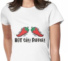 Hot Chile Peppers Women's Womens Fitted T-Shirt